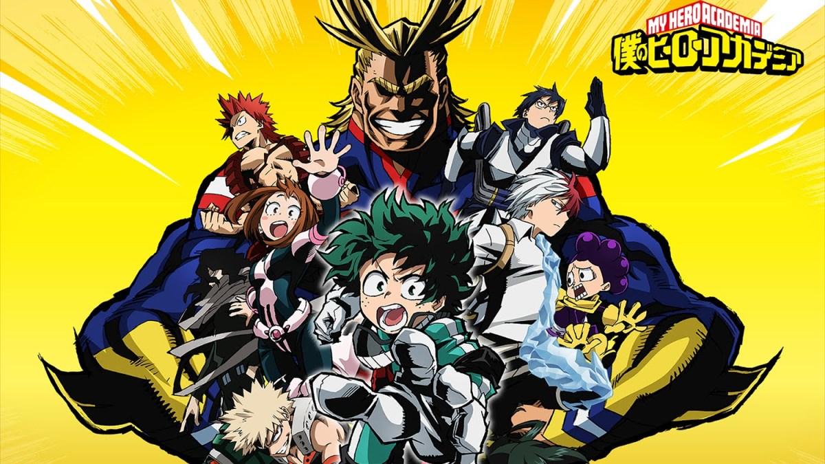 Boku no Hero Acedemia: El shonen delmomento